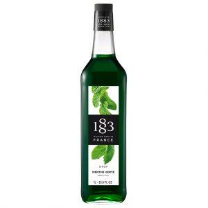 1883 Green Mint Flavor (กรีนมิ้นต์)