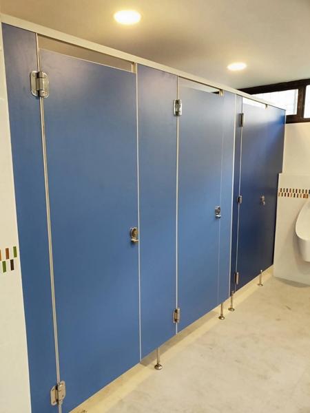 ผนังกั้นห้องน้ำสำเร็จรูป คุณภาพดี