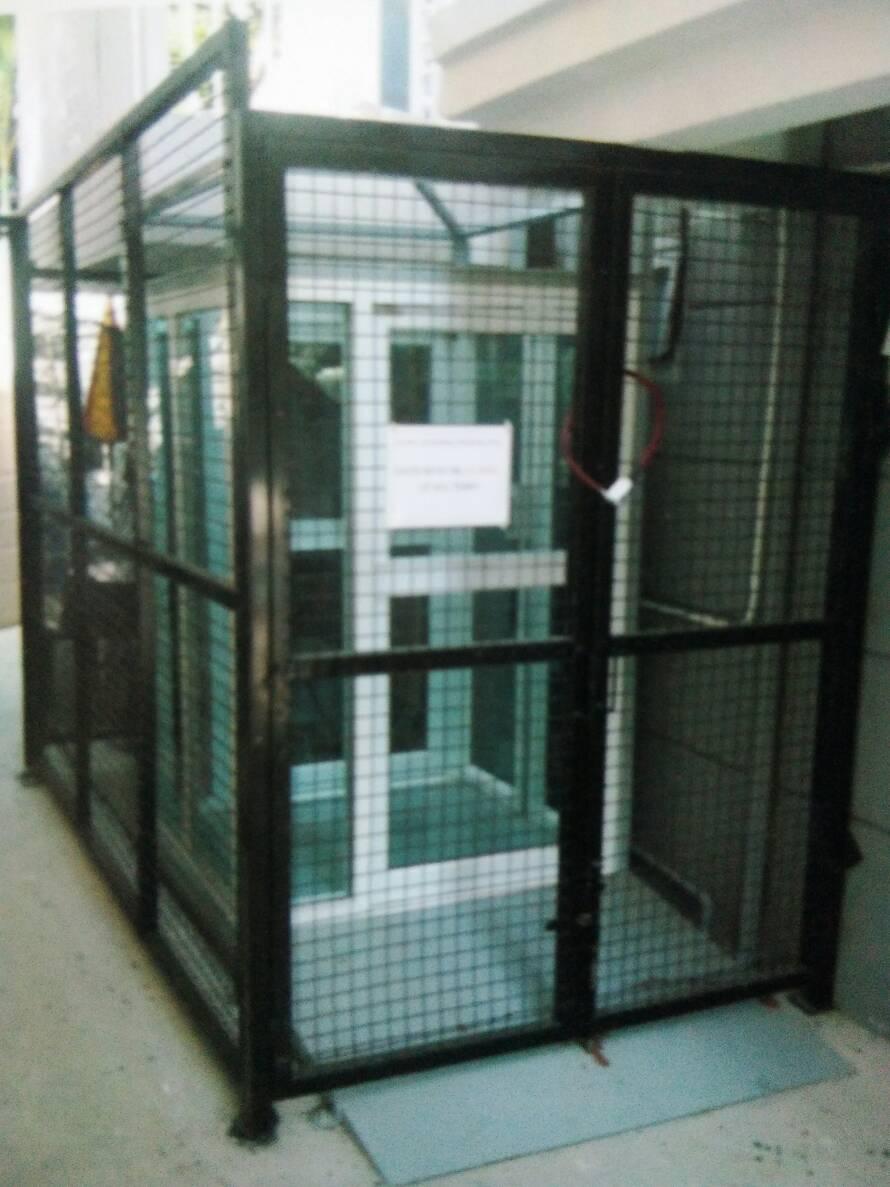ลิฟท์ขนสินค้าไฮดรอลิคราคาถูก