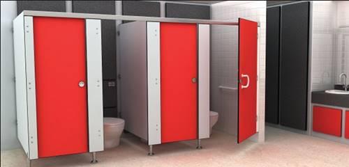 ผลิตและจำหน่ายผนังกั้นห้องน้ำสำเร็จรูป EXTRA