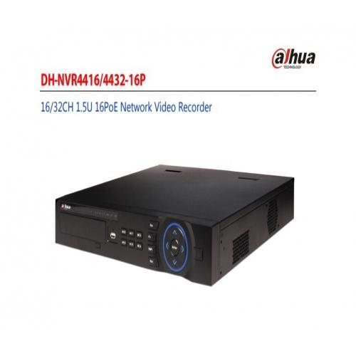 กล้องวงจรปิด Dahua รุ่น NVR-4416-16P