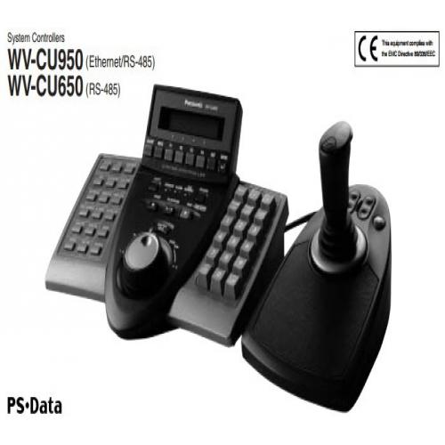 กล้องวงจรปิด Panasonic รุ่น WV-CU950