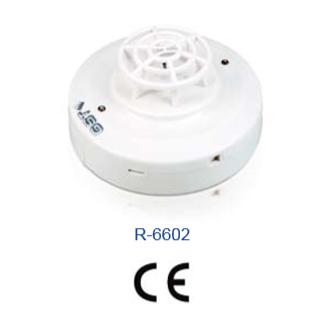 เครื่องตรวจจับความร้อนธรรมดา รุ่น R-6602