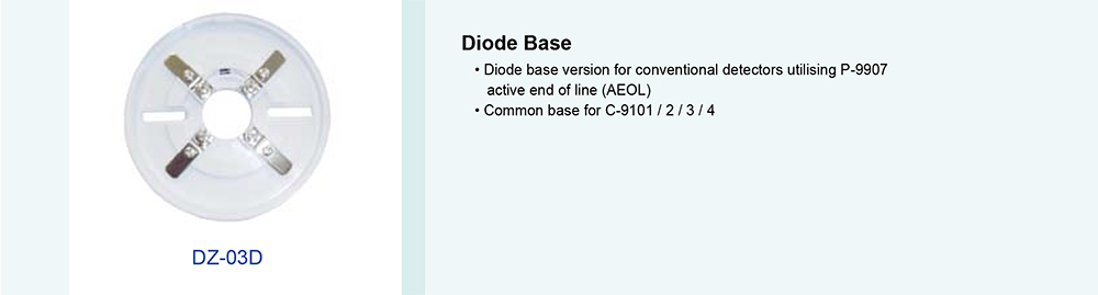 Diode Base รุ่น DZ-03D