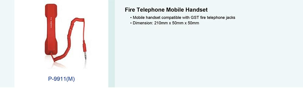 Fire Telephone Mobile Handset รุ่น P-9911(M)