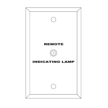 LOCAL Remote Indicating Lamp