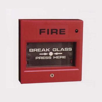 อุปกรณ์แจ้งเหตุเพลิงไหม้ด้วยมือ รุ่น M400K Break Glass
