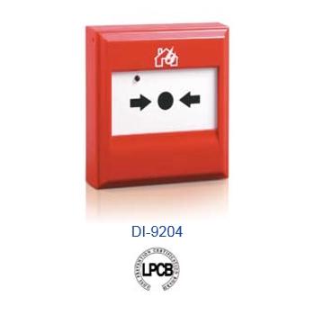 อุปกรณ์แจ้งเหตุเพลิงไหม้ด้วยมือ รุ่น DI-9204