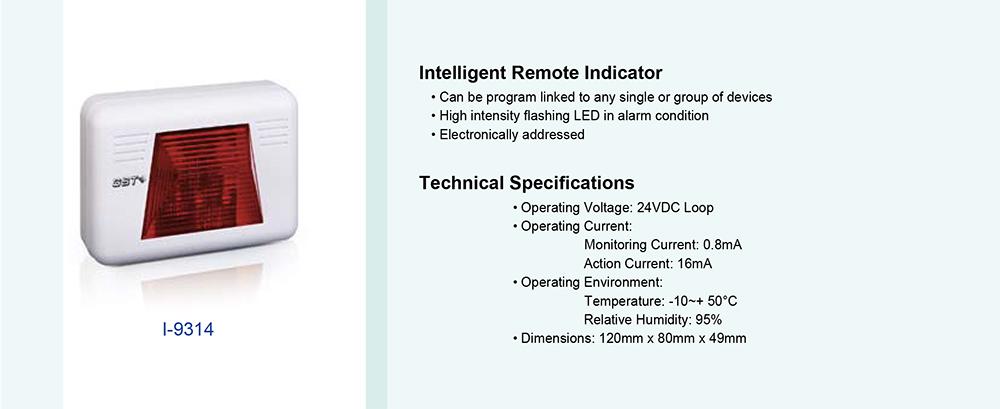 Intelligent Remote Indicator รุ่น I-9314