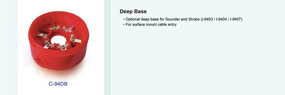Deep Base รุ่น C-94DB