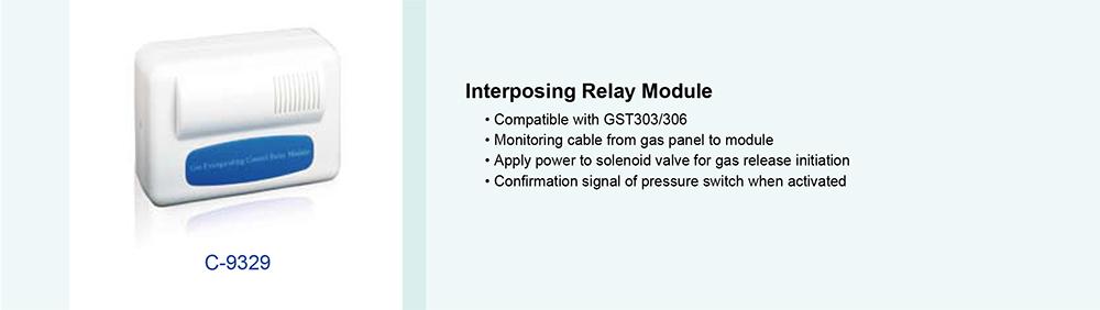 Interposing Relay Module รุ่น C-9329