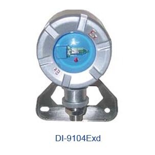 เครื่องตรวจจับเปลวไฟ รุ่น DI-9104Exd