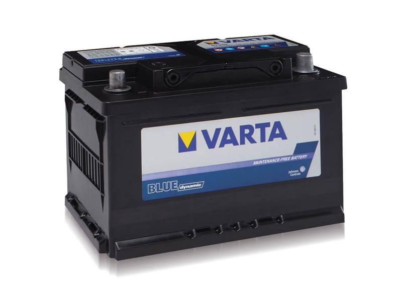 แบตเตอรี่รถยนต์ VARTA รุ่น 80D26L