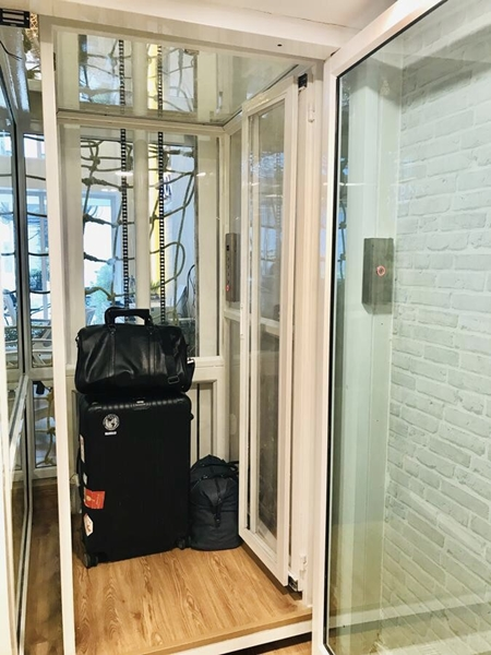 รับออกแบบ ลิฟท์บ้าน