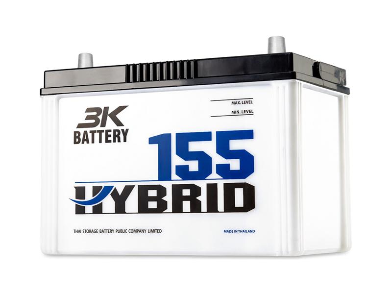 แบตเตอรี่รถยนต์ 3K รุ่น HB155