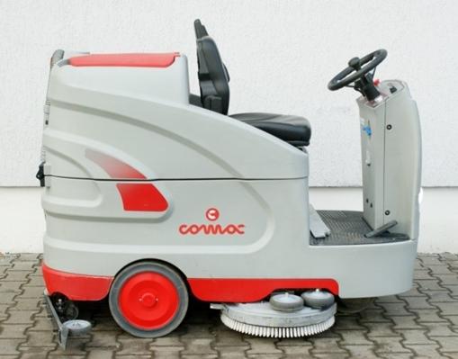 รถขัดพื้นดูดน้ำอัตโนมัติ รุ่น OPTIMA 100 B