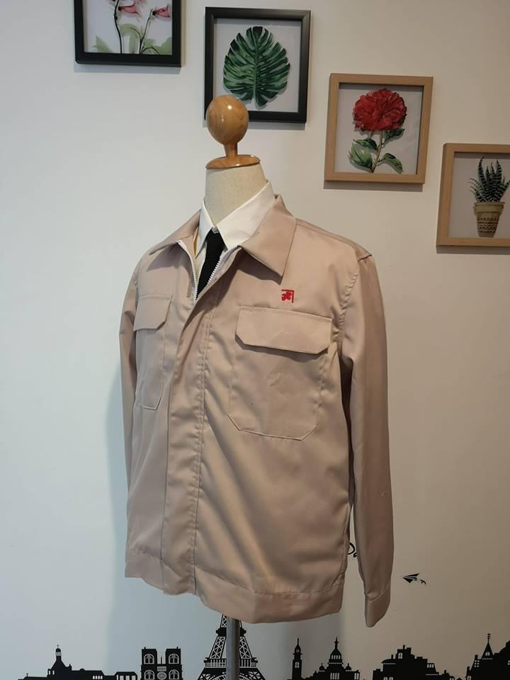 รับทำเสื้อแจ็คเก็ตตามสั่ง