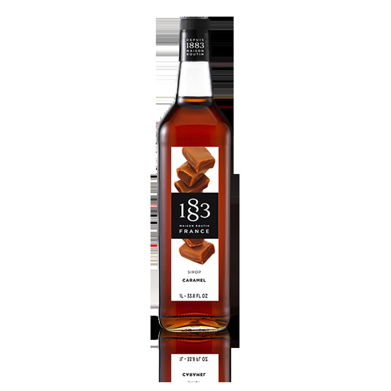 1883 Caramel Syrup (1L)