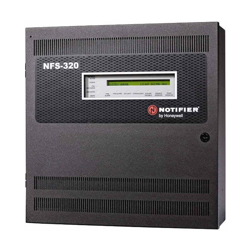 Intelligent Addressable Fire Alarm System NFS-320