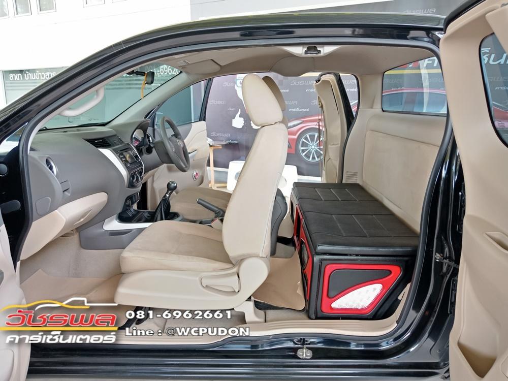 Nissan NP300 Navara King Cab 2.5 E M/T