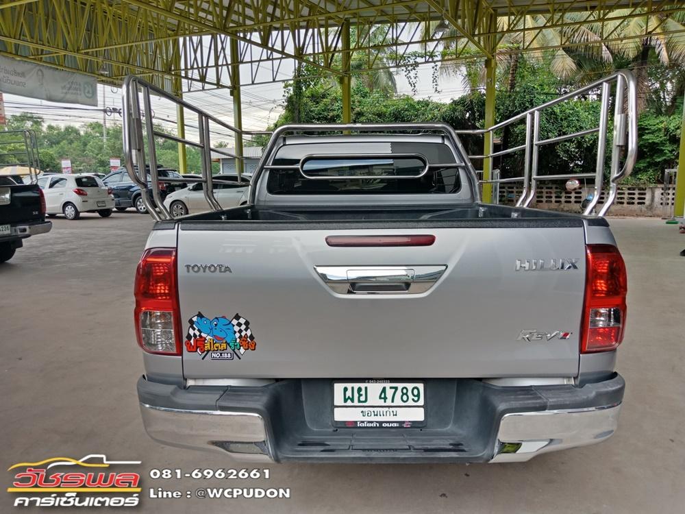 Toyota Hilux Revo Smart Cab 2.4 J Plus M/T
