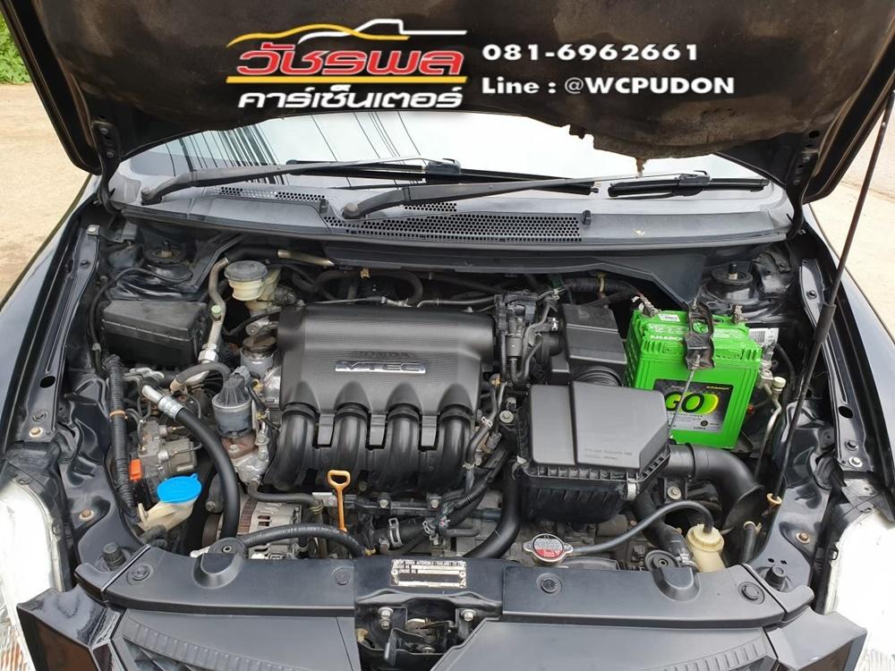 Honda City 1.5 SV VTEC A/T (2007)