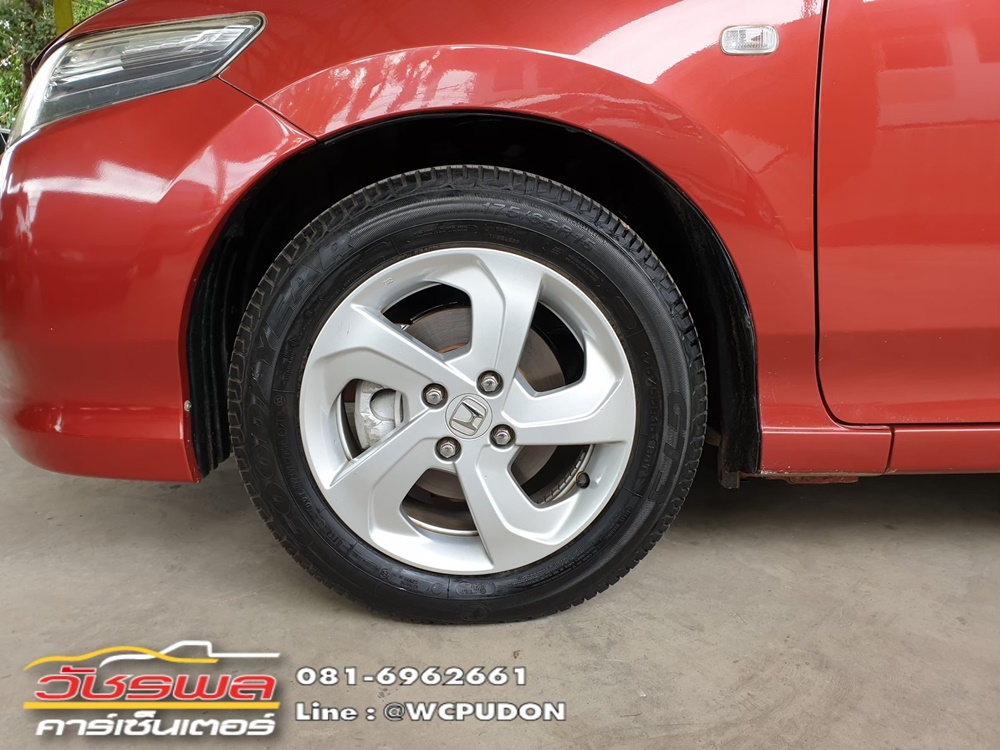Honda City 1.5 S A/T (2010)