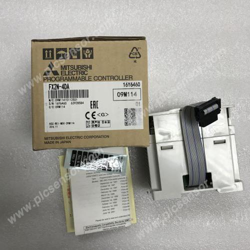 Mitsubishi PLC FX2N-4AD