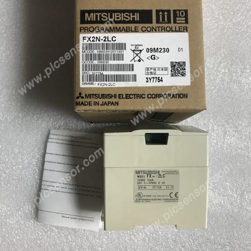Mitsubishi PLC FX2N-2LC
