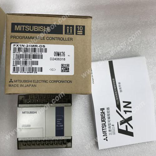Mitsubishi PLC FX1N-24MR-DS