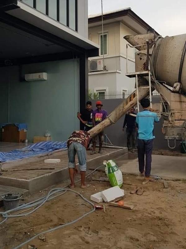 งานทรายล้าง กรวดล้าง หินล้าง หินขัด