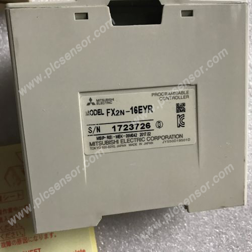 Mitsubishi PLC FX2N-16EYR