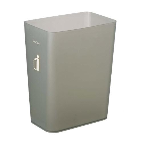 ถังขยะทรงสี่เหลี่ยมผืนผ้า 18 ลิตร