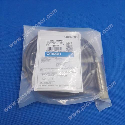 Omron proximity switch E2E2-X10MC1