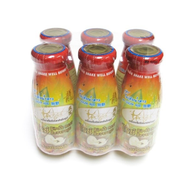 Bird's nest beverage Sugar Free 175cc.