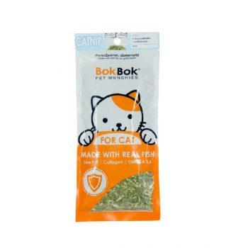 Bok Bok Catnip หญ้าแคทนิป กัญชาแมว ขนาด 35 กรัม