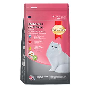 สมาร์ทฮาร์ท สูตรป้องกันและกำจัดก้อนขน สำหรับแมวโต