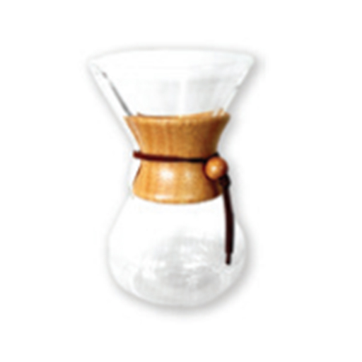 Server Chemex Style 6 Cup