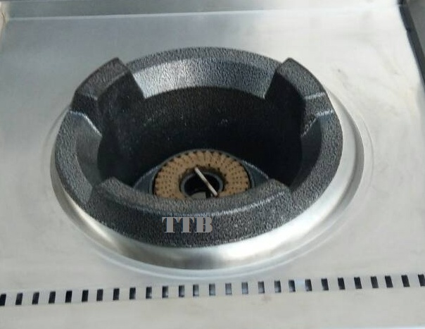 เตาฟู่สแตนเลสแบบ 1 หัว KB8 รุ่น LZ1-606080