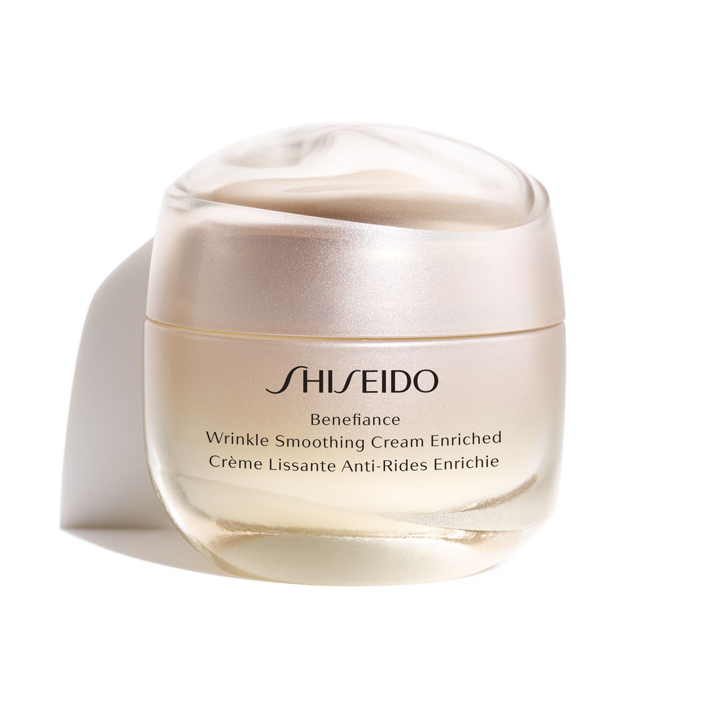 Shiseido Benefiance Wrinkle Smoothing Cream Enriched ขนาด 50ml. (ผิวธรรมดา-ผิวแห้ง)
