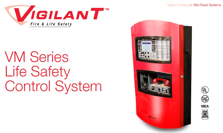 ระบบควบคุมความปลอดภัยในชีวิต VM Series