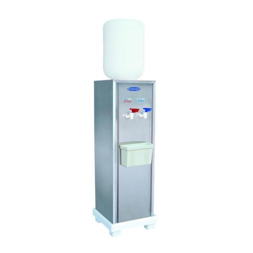 ตู้น้ำเย็น 1 ก๊อก + ร้อน 1 ก๊อก (ถังคว่ำ)