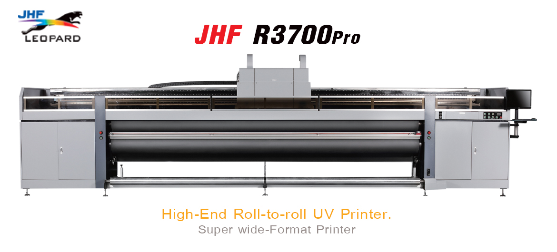 เครื่องพิมพ์ยูวี JHF R3700 PRO
