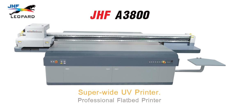 เครื่องพิมพ์ยูวี JHF A3800