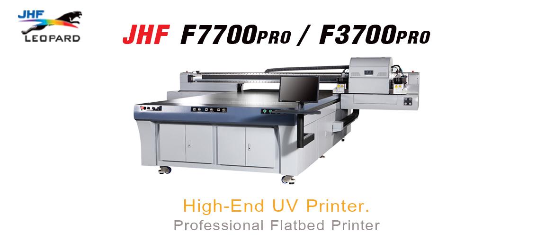 เครื่องพิมพ์ยูวี JHF F7700 PRO