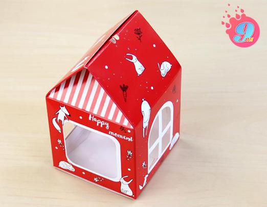 กล่องบ้านไซส์ S ลาย Home Small Rabbit