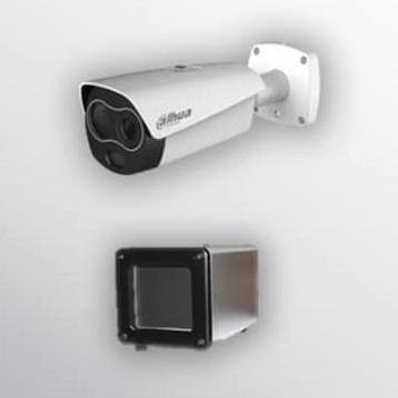 Dahua Thermal Camera กล้องตรวจจับอุณหภูมิร่างกาย