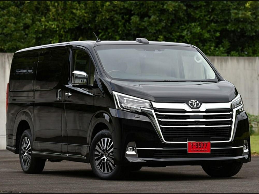 เช่ารถ Toyota Majesty VIP 2020