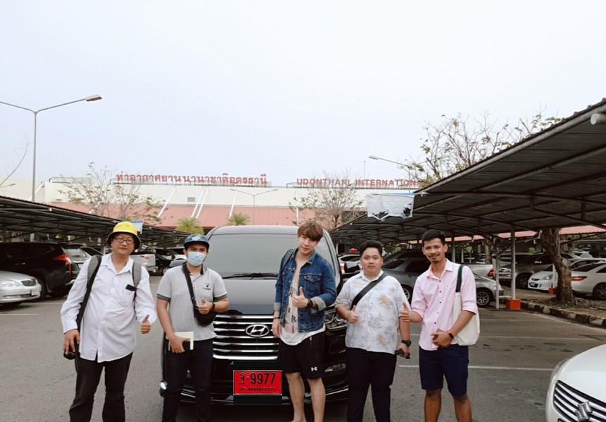 Car Rental in Udon Thani