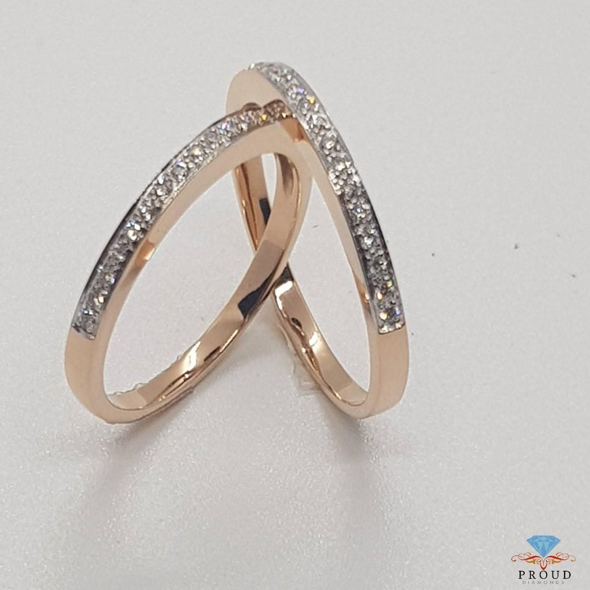แหวนเพชร Classic Love CDRG 0161